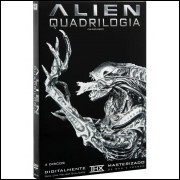 ALIEN - QUADRILOGIA - DVD