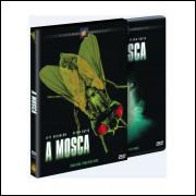 A MOSCA - Jeff Goldblum - Geena Davis