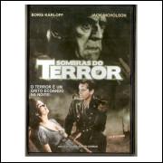 SOMBRAS DO TERROR  - Dir. Roger Corman  - DVD