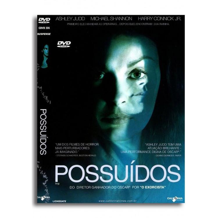 POSSUÍDOS - Dir William Friedkin DVD