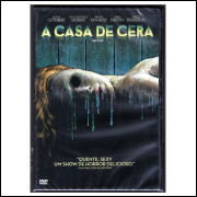 A Casa de Cera - DVD - Marca: Warner Home Video