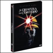 A CRIATURA DO CEMITÉRIO - Stephen King - DVD