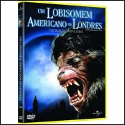 DVD Um Lobisomem Americano Em Londres - JOHN LANDIS