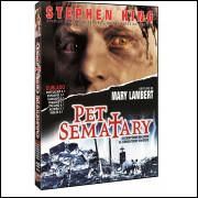 CEMITÉRIO MALDITO - Dirigido por  Mary Lambert - DVD