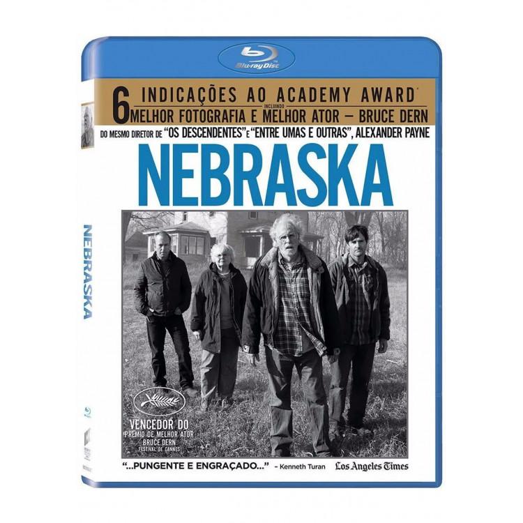 NEBRASKA - Dir. Alexander Payne  - Blu-ray