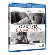 O Artista E A Modelo - Fernando Trueba  - Blu-ray