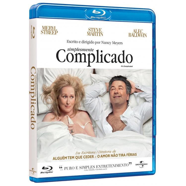 Simplesmente Complicado - Meryl Streep, Steve Martin - Blu-ray