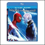 O Espetacular Homem-Aranha 2 - Blu-ray 3D + Blu-ray