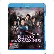 REINO DOS ASSASSINOS - Dir. John Woo - Blu-ray
