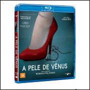 A PELE DE VÊNUS - Dir. Roman Polanski  - Blu-ray