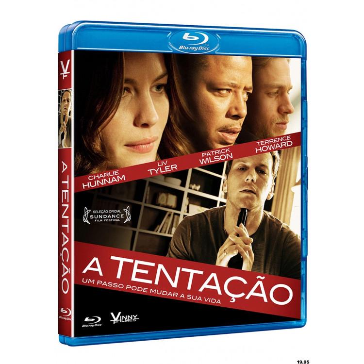 A TENTAÇÃO -  Dir  Matthew Chapman  - Blu-ray