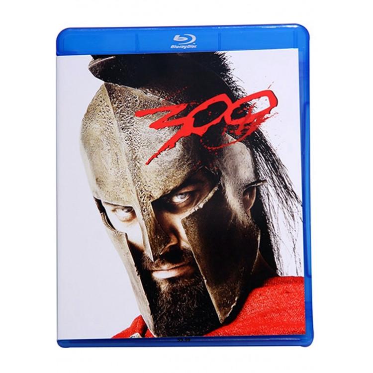 300 - Dir Zack Snyder - Blu-ray