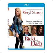Ricki and the Flash: De Volta Pra Casa - Dir Jonathan Demme - Blu-ray