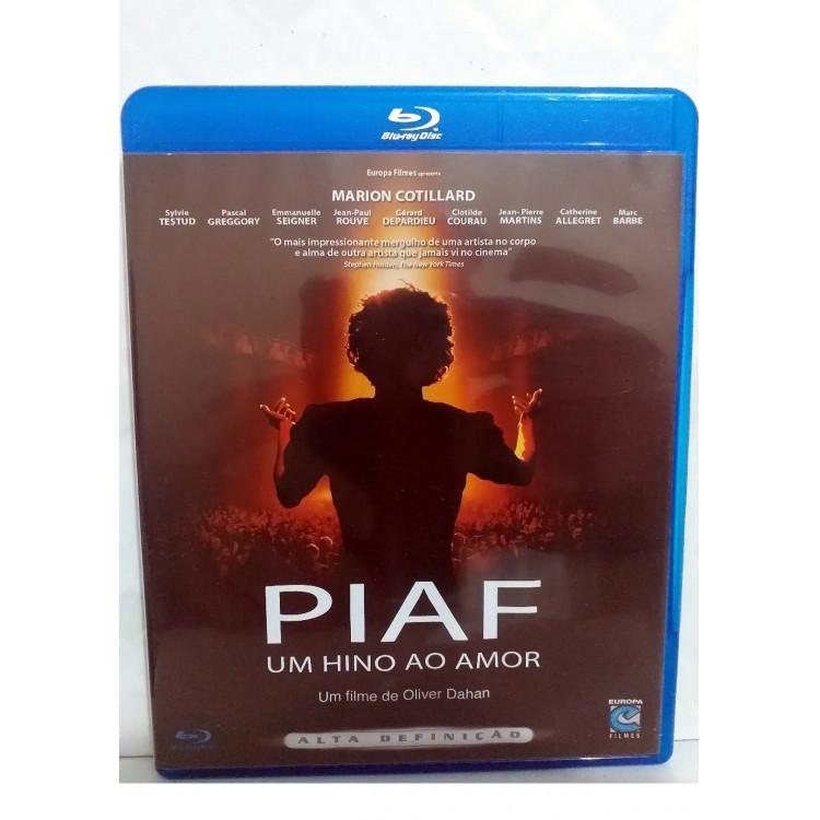 PIAF UM HINO AO AMOR - Dir Oliver Dahan - Blu-ray