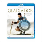 GLADIADOR - Russell Crowe  - Blu-ray