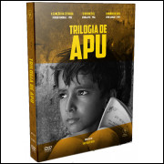 TRILOGIA DE APU - DVD - 3 discos