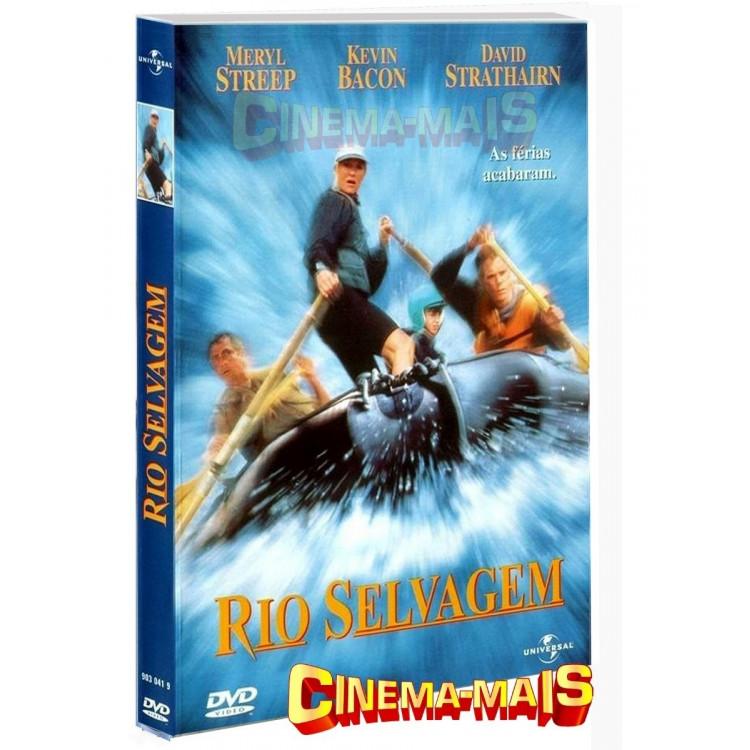 O Rio Selvagem -dir. Curtis Hanson -  Dvd
