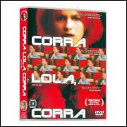 Dvd - Corra Lola, Corra!  Dir. Tom Tykwer