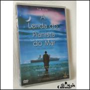 A Lenda Do Pianista Do Mar - Dir Giuseppe Tornatore - Dvd