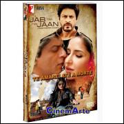 Dvd Te Amarei Até A Morte - Cinema Indiano - Legendado