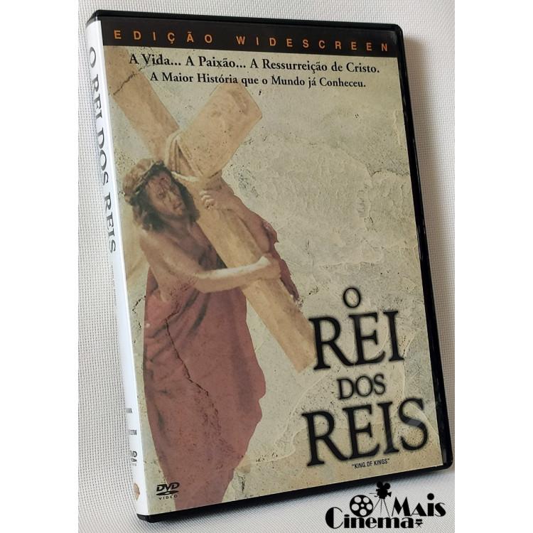 O Rei Dos Reis  -  1961 - Original Novo Lacrado -  Dvd