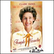 Dvd Temple Grandin - (autismo)