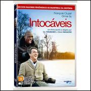Dvd - Intocáveis - ( Intouchables ) Dir. Olivier Nakache