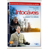 Dvd - Intocáveis - ( Intouchables ) Dir. Olivier Nakache