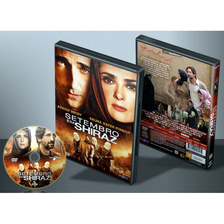 SETEMBRO EM SHIRAZ - Dir. Wayne Blair - DVD