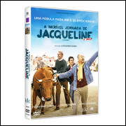 A INCRÍVEL JORNADA DE JACQUELINE:  A VACA - DVD