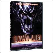 INVASÃO ALIEN - DVD