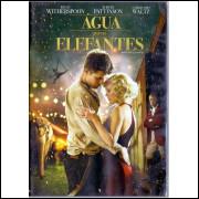 ÁGUA PARA ELEFANTES - Dir. Reese Witherspoon - DVD