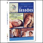 AS SESSÕES - DVD