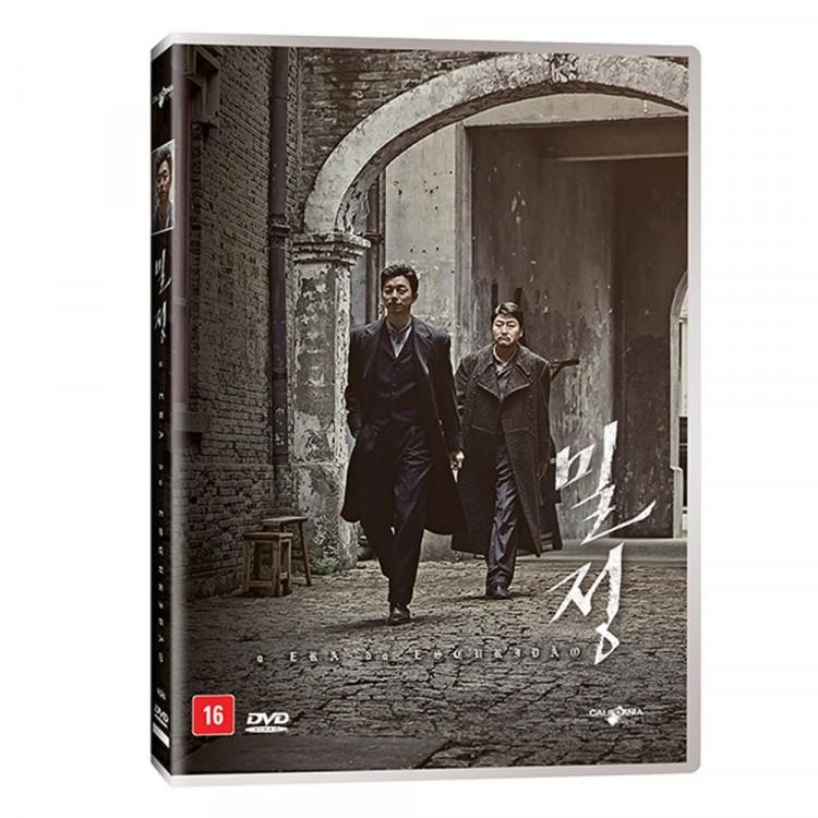 A Era Da Escuridão - De Jee Woon Kim -  DVD Coreano