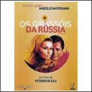 Girassóis Da Rússia V De Sica Mastroianni Sophia Loren - DVD