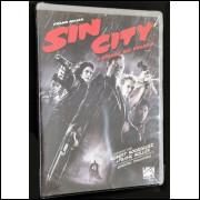 Sin City: A Cidade do Pecado - 2005  - DVD