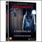 Apartamento 212: A INFESTAÇÃO - DVD