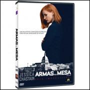 Armas Na Mesa - Jessica Chastain - DVD