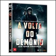 A VOLTA DO DEMÔNIO - DVD