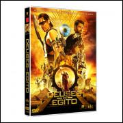 Deuses Do Egito - Gerard Butler - DVD