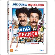 DVD - VIVA A FRANÇA - LEGENDADO