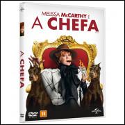 A Chefa - Melissa Mccarthy  - DVD