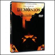 CAÇADOR DE DEMÔNIOS - DVD