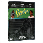 CROOKLYN: Uma Família de Pernas Pro Ar - DVD