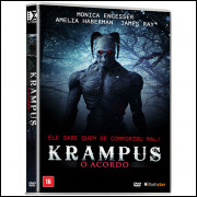 KRAMPUS: O ACORDO -  Monica Engesser  -  DVD