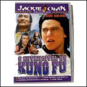 O INVENCÍVEL DO KUNG FU - Jacke Chan - DVD