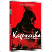 Kagemusha A Sombra Do Samurai -  Dvd Duplo - Akira Kurosawa