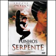Punhos De Serpente ( Jackie Chan ) - DVD