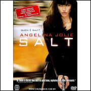 Salt - Angelina Jolie - Com Final Alternativo - DVD