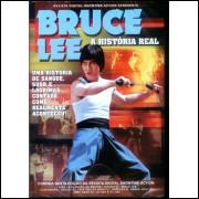 BRUCE LEE - A HISTÓRIA REAL - Clássicos Do Kung Fu -DVD